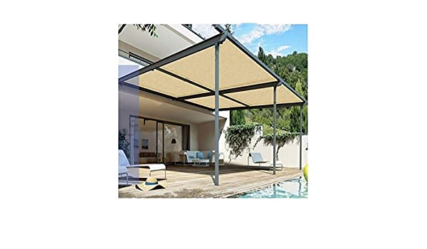 ALGFree Toldo Vela de Sombra Toldos Protector Solar Aislar el ...