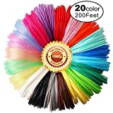 20 Beautiful Colors 3D Pen PLA Filament