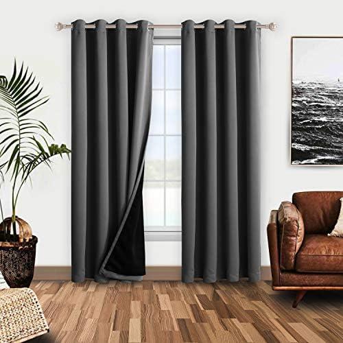 Editors' Choice: WONTEX 100 Thermal Blackout Curtains