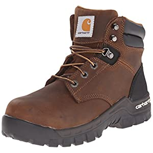 Carhartt Women's Rugged Flex 6 inch Comp Toe CWF5355 Work Boot