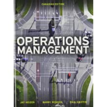 Operations Management, First Canadian Edition Plus MyOMLab with Pearson eText -- Access Card Package