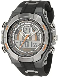 Men's 204589ORGY Watch with Black Band