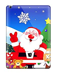 New Cute Funny Holiday Christmas Case Cover/ Ipad Air Case Cover