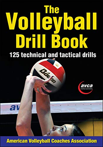 The Volleyball Drill Book ()