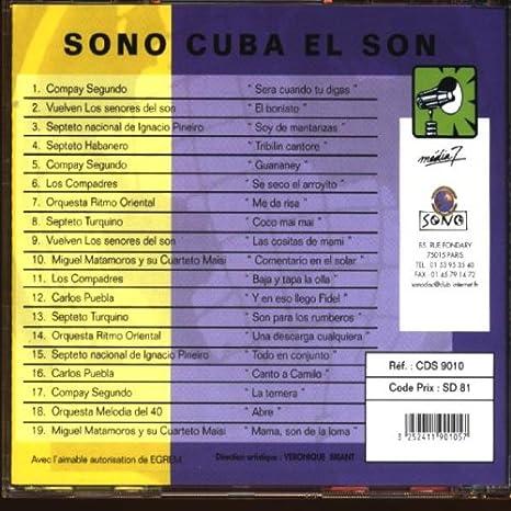 Sono Cuba : Various : Amazon.es: Música