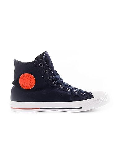Converse Chuck 153792C Sneaker High black/white/lava, black/white/lava, 38 EU