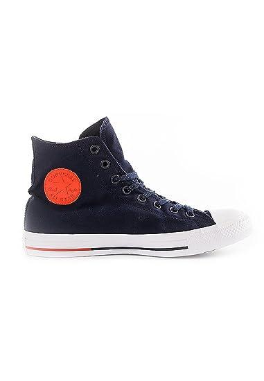 cf85d061a492 Converse Chucks CT AS HI 153793C Trainers Dark Blue blue Size  7 UK ...