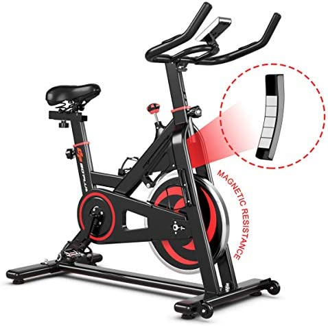 GOPLUS Magnetic Resistance Exercise Bike