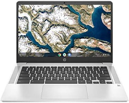 HP 14″ HD Notebook Intel N4000 1.1 GHz, 4GB Memory, 32GB eMMC Chrome OS 14A-NA0642CL (Renewed)