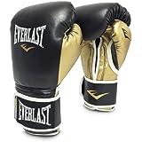Everlast PowerLock Training Glove blk/Gld PowerLock Training Gove, black/Gold, 16 oz