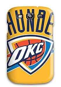 oklahoma city thunder basketball nba NBA Sports & Colleges colorful Samsung Galaxy S3 cases