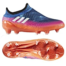 adidas Youth Soccer Messi 16+ Pureagility Firm Ground Cleats