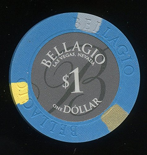 $ 1 Bellagio B00W04D3BC 2 nd Bellagio 2 Issueネバダ州ラスベガスカジノチップUncirculated CollectorsチップReal Liveチップ B00W04D3BC, ジャイブミュージック:5998a2bd --- itxassou.fr
