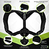 Back Posture Corrector by Malvz Health for Men