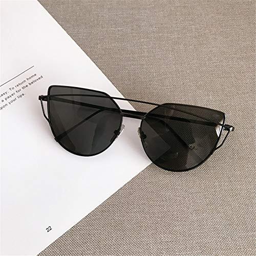 gafas las sol de del marco sol de de Gafas de la de gafas personalidad sol retro las de NIFG de metal xTUqw7a7