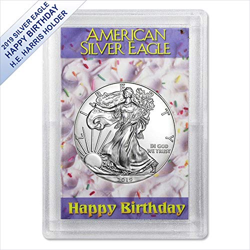 2019 Happy Birthday Proof Coin Set by US Mint Same Day Shipping!!!