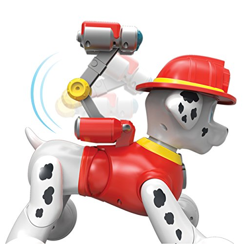 Paw Patrol Zoomer Marshall Cachorro Interactivo Con