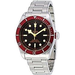 Tudor Heritage Black Bay Automatic Mens Watch 79230R-BKSS