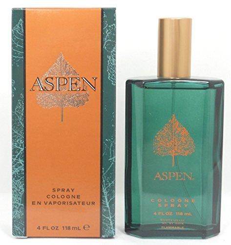 Aspen by Coty for Men - 4 Ounce EDC Spray (Pack of - Shopping Aspen Co