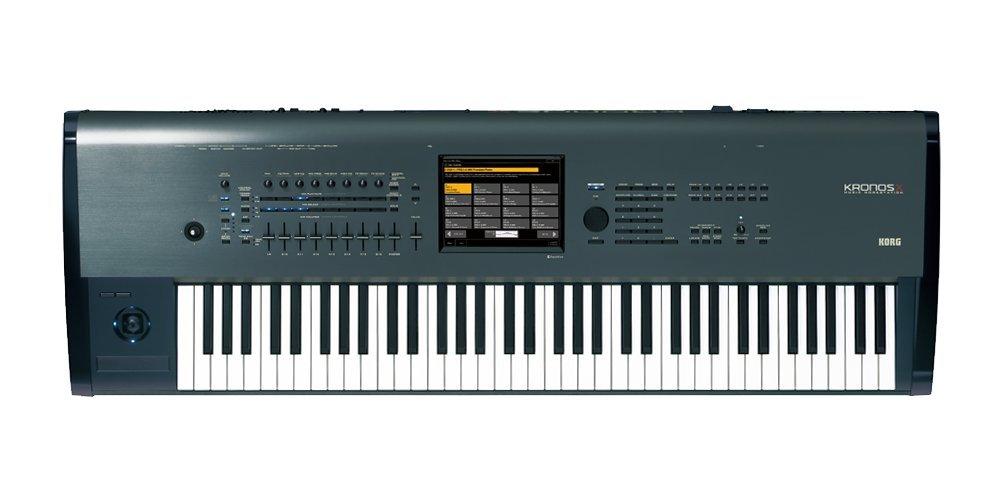 KORG コルグ 73鍵 ミュージックワークステーション KRONOS X-73 シンセサイザー B008KSZASQ