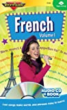 French - Vol. 1 Audio CD and Book by Rock 'N Learn