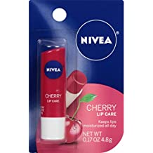 Nivea Lip Care, Cherry, 0.17 Ounce
