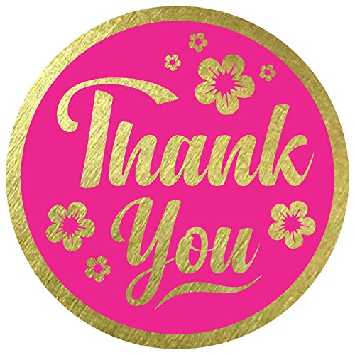 Thank You Stickers Seals Labels (Pack of 120) 2