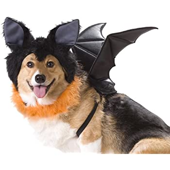 Animal Planet Bat Dog Costume, Small