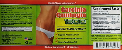 Pure-Green-Coffee-Bean-Extract-Cleanse-and-Garcinia-Cambogia-Extract-1300-Appetite-Suppressant-Diet-Pill
