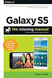 Galaxy S5: The Missing Manual (The Missing Manuals)