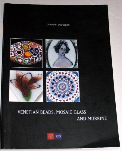 (Venetian Beads Mosaic Glass & Murrine)