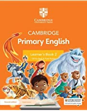 Cambridge Primary English Learner's Book 2 with Digital Access (1 Year)