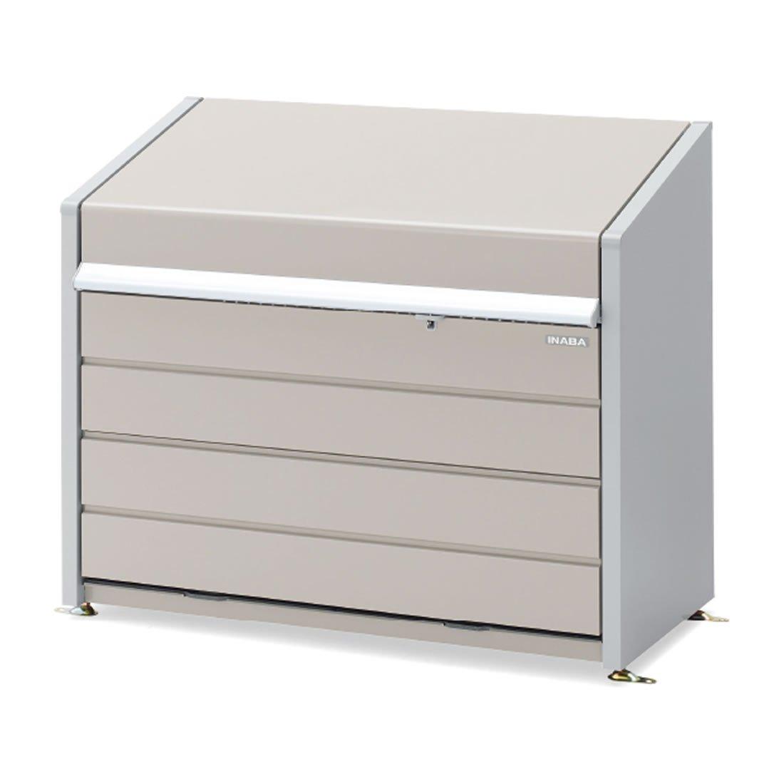 【新潟長野 限定販売】イナバ物置 ダストボックスミニ DBN-126P パネル床タイプ B01MYPGKZX