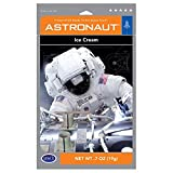 Astronaut Freeze Dried Neapolitan Ice Cream, One Serving Pouch
