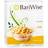 BariWise Low-Carb High Protein Diet Cereal – 15g Protein Per Serving – Sugar Free Honey Nut Flavored Cereal – (5 Count)