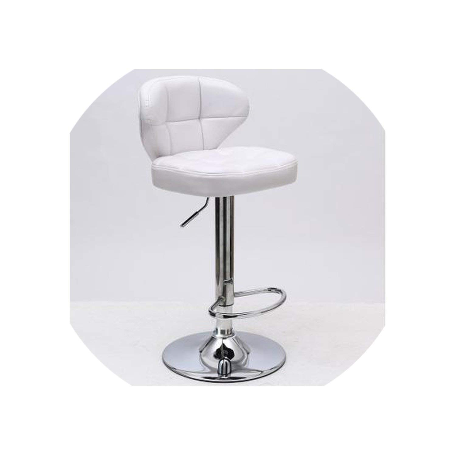 Style 2 tthappy76 European Bar Stools Bar Chair High Table and Chair Bar Stool Lifting redating Home Back Computer Chair,Style 11