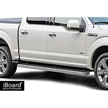 2018 ford 6 door truck. interesting ford iboard silver 6 inches running boards  nerf bars side steps step with 2018 ford door truck