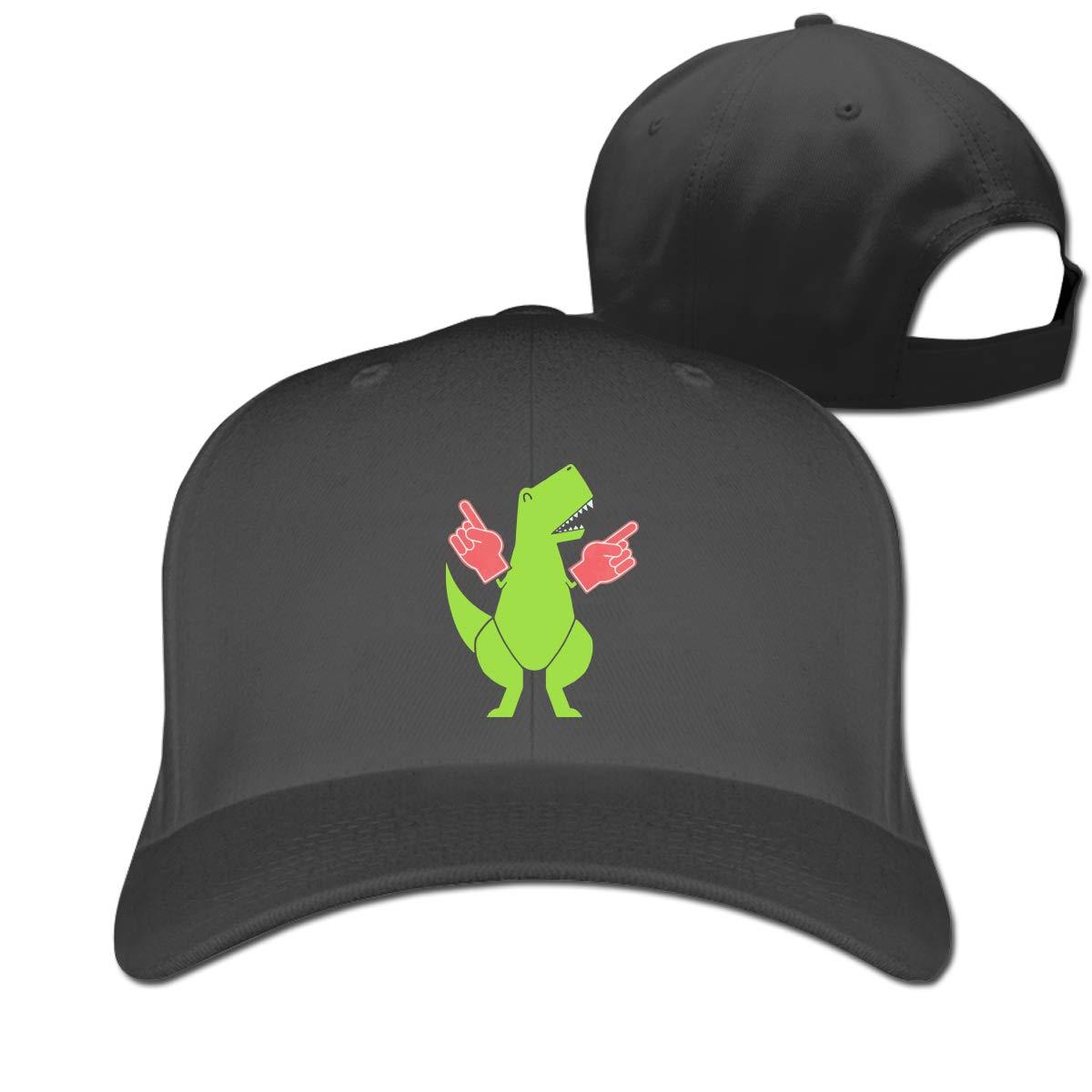 Yay Big Hands Unisex Pure Color Baseball Cap Classic Adjustable Ball Hat