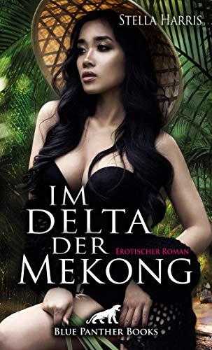 Im Delta der Mekong   Erotischer Roman Sie ist jung, anschmiegsam und willig, einen Mann in jeder Form zu verwohnen (Erotik Romane) (German Edit