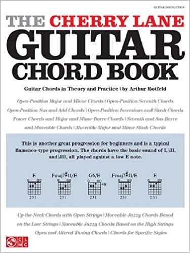 The Cherry Lane Guitar Chord Book: Guitar Chords in Theory and ...