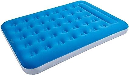 Matelas Gonflable 188x73x22 cm Bleu JILONG