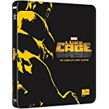 Marvel's Luke Cage: Season 1 - Zavvi UK Exklusives Limited Edition Steelbook