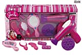 Vogue Girls Beauty Salon Fashion Play Set with Hairdryer, Mirror...