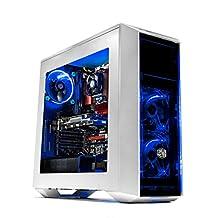 SkyTech Oracle - Gaming Computer PC Desktop - AMD FX-6300 3.5 GHz, 120GB SSD, GTX 1060 3GB, 1TB HDD, 16GB DDR3, 970 Chipset Motherboard, Windows 10 Home (GTX 1060 3G | FX-6300 | 16GB)