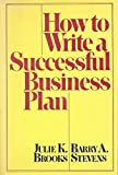 img - for How to Write a Successful Business Plan book / textbook / text book