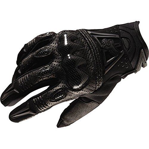 Black/Black Sz XXL Fox Racing Bomber Gloves Motocross Gloves by Fox Racing