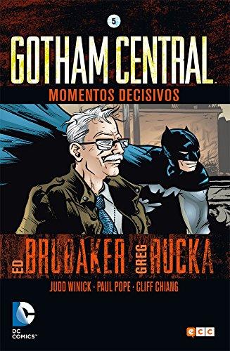 Gotham Central 5