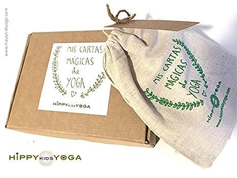 Mis Cartas Mágicas de Yoga
