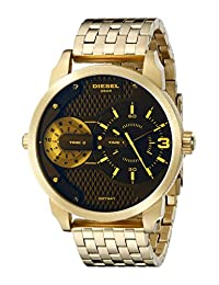 Diesel Men's DZ7341 Gold Stainless-Steel Quartz Watch