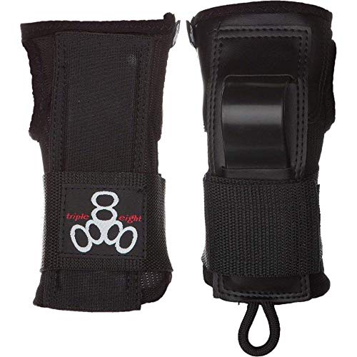 (Triple Eight Undercover Snow Wrist Pads, Small)